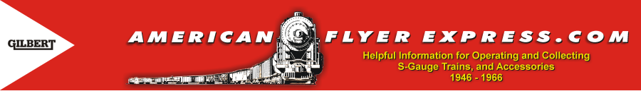 American Flyer Express - Steam Book Details
