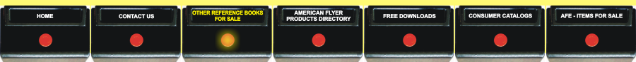 American Flyer Express - Other Reference Books For Sale
